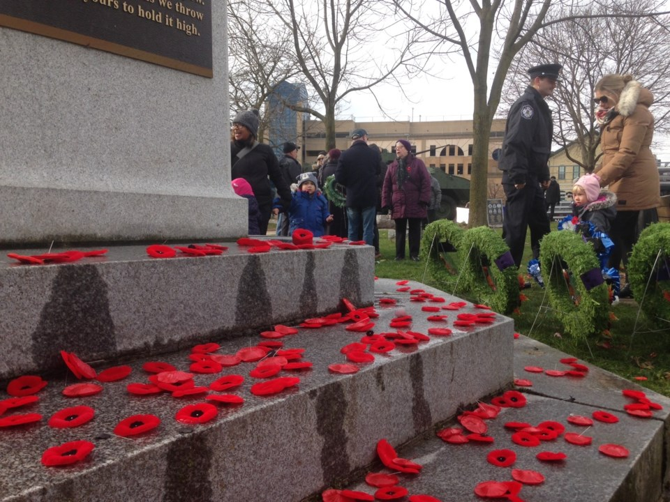 Remembrance Day 2018  22