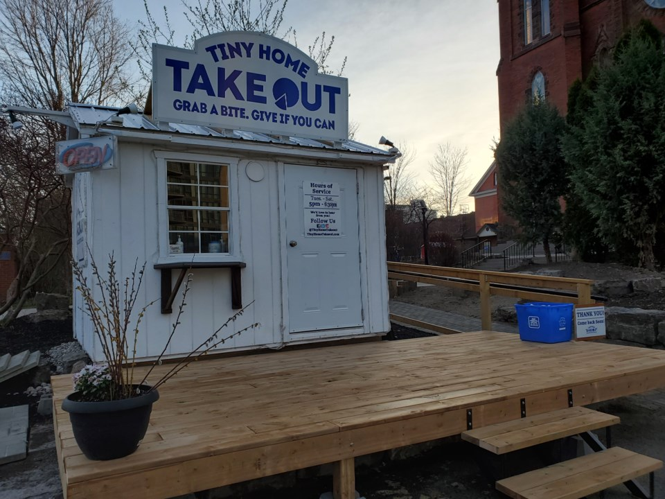 Tiny Home Takeout