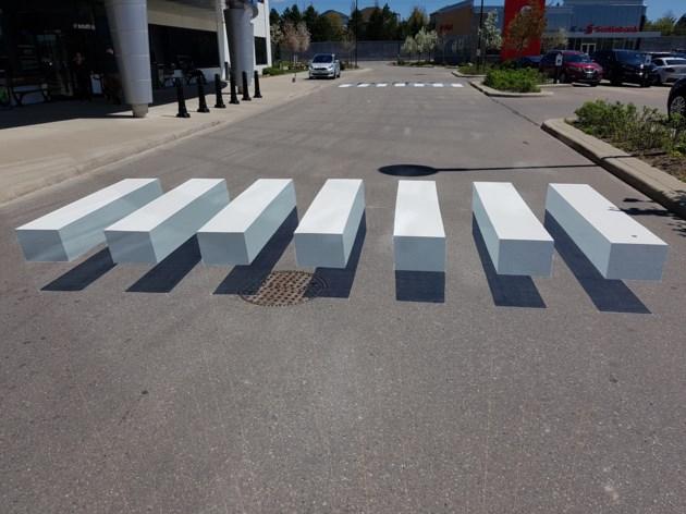 3D crosswalk ba