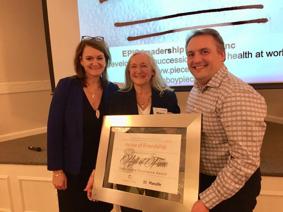 HOF governance award