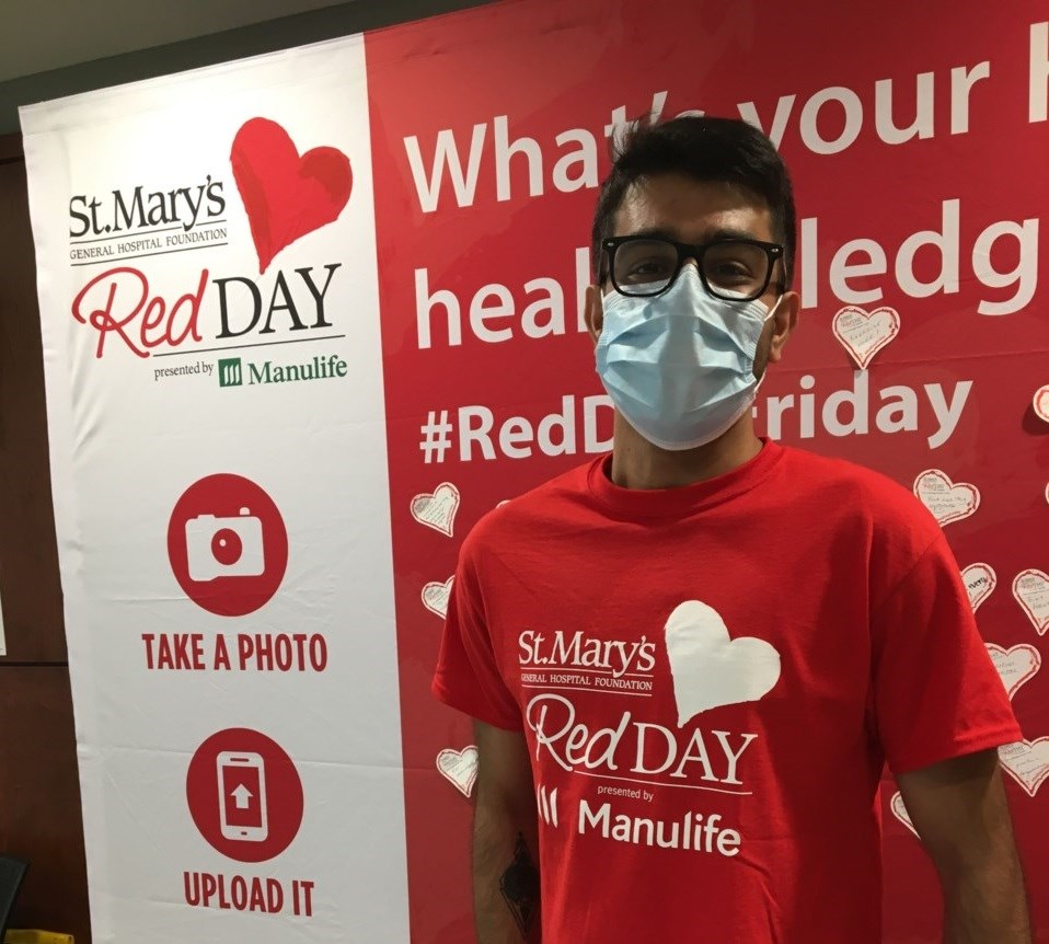 Red Day Friday