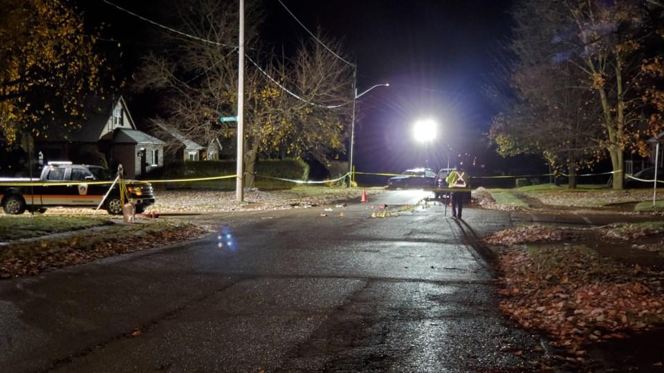 regional police crash