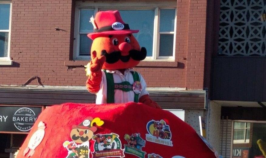 K-W Oktoberfest Parade