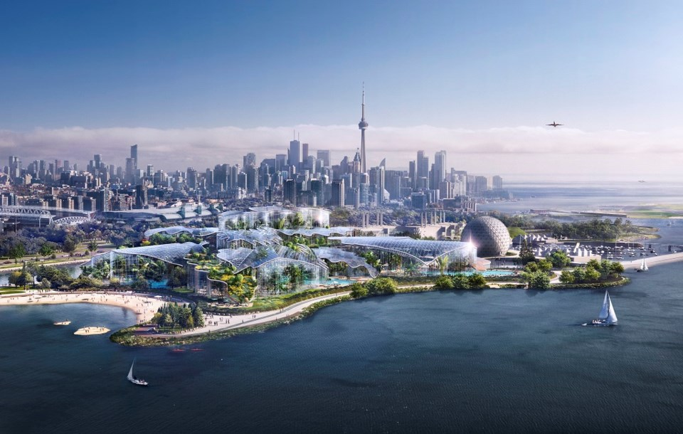 New Ontario Place