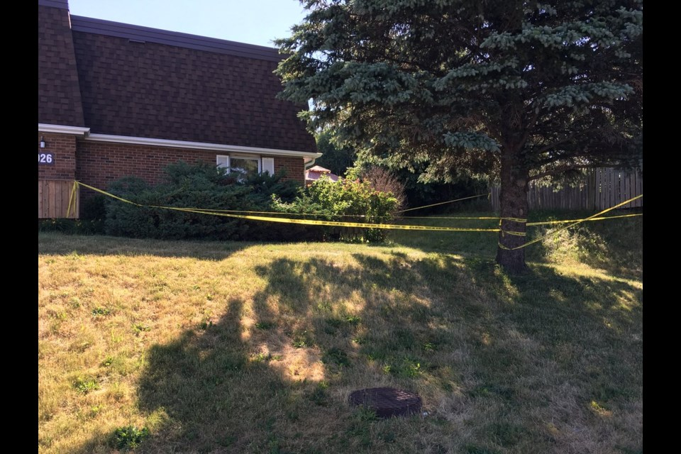 Waterloo Regional Police are investigating the murder of a man. He was pronounced dead at a residence at 926 Courtland Avenue East in Kitchener on Monday night. Jeff Pickel/KitchenerToday