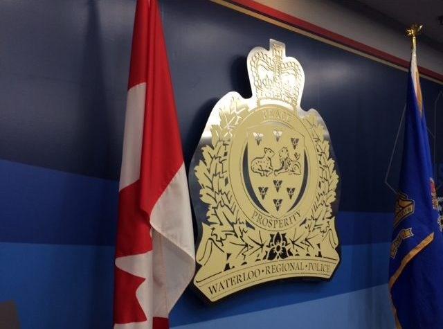 Waterloo Regional Police crest