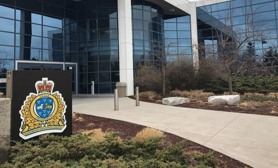 Waterloo Regional Police headquarters