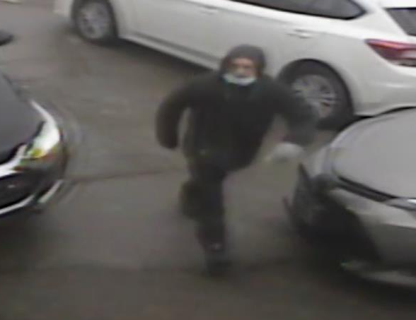 Person of interest following alleged sexual assault in Kitchener on January 15. (WRPS)