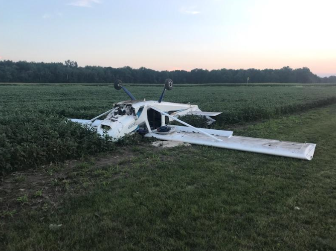 plane crash norfolk