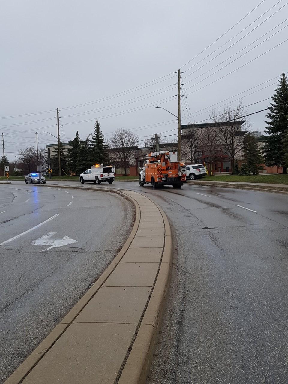 Weber Street crash