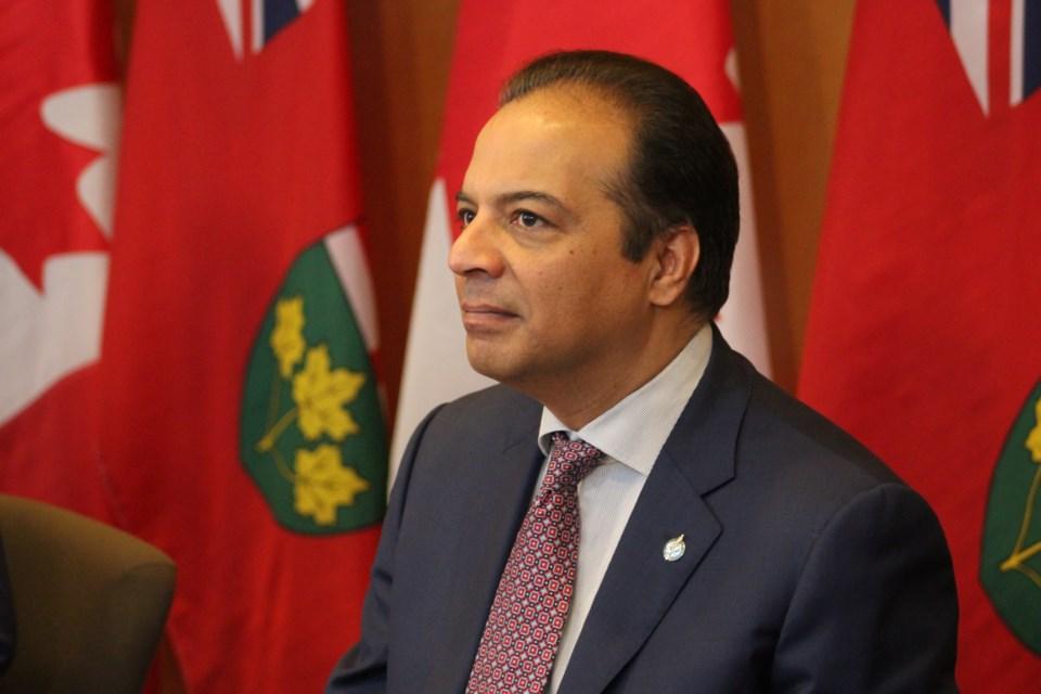 MP Raj Saini
