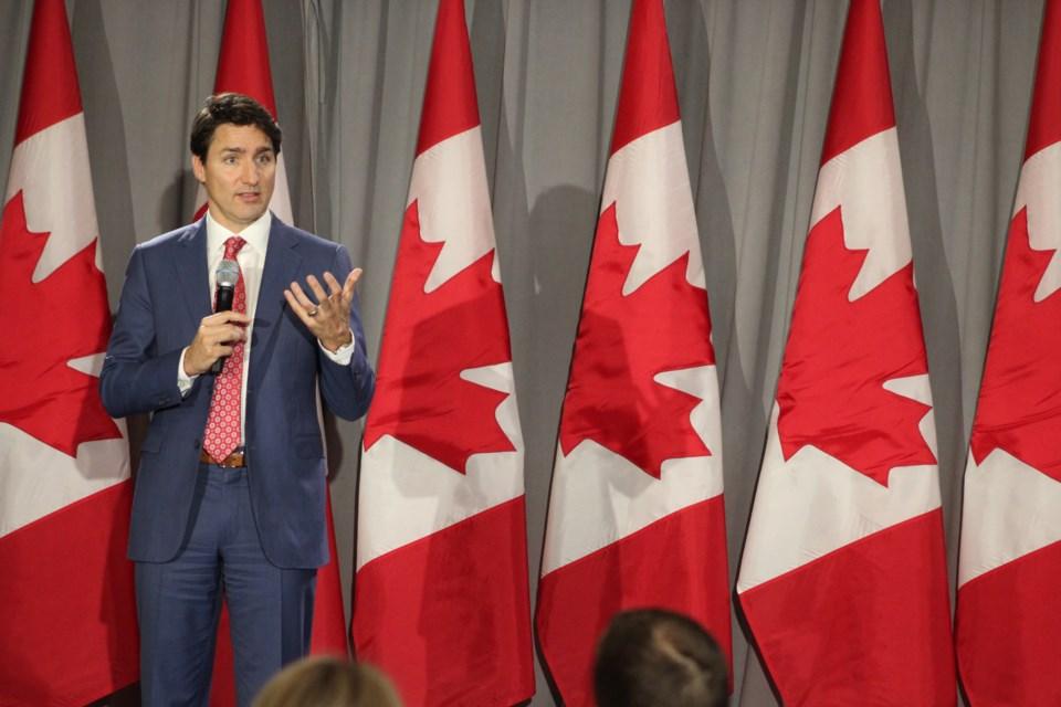 Prime Minister Trudeau 3