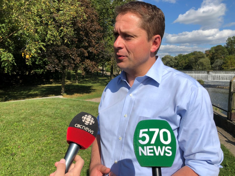 Area MPs mum on who may succeed Scheer