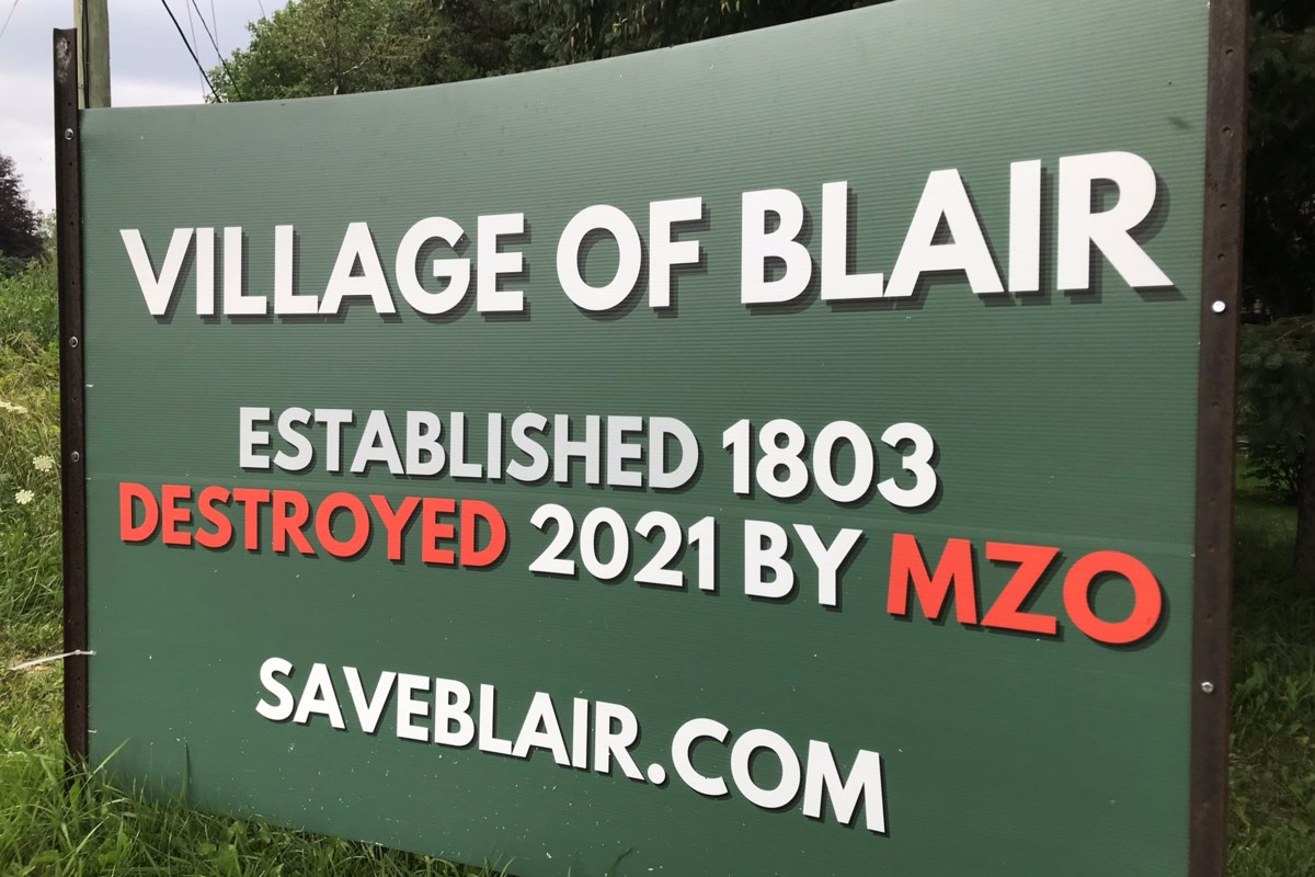 Proposed Blair warehouse meets further opposition in failure to consult with Six Nations