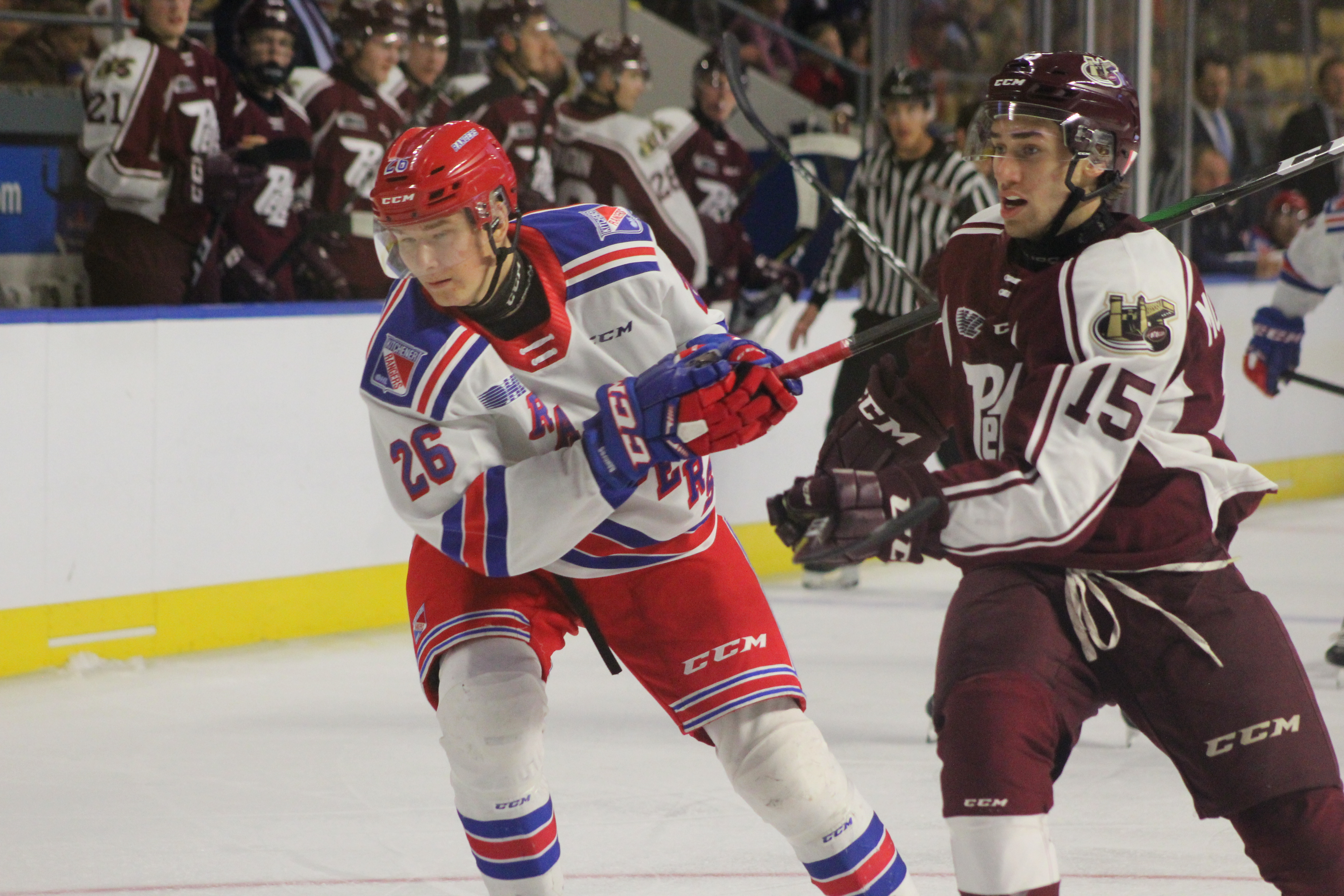Pair of Rangers on 'Players to Watch' list ahead of NHL draft