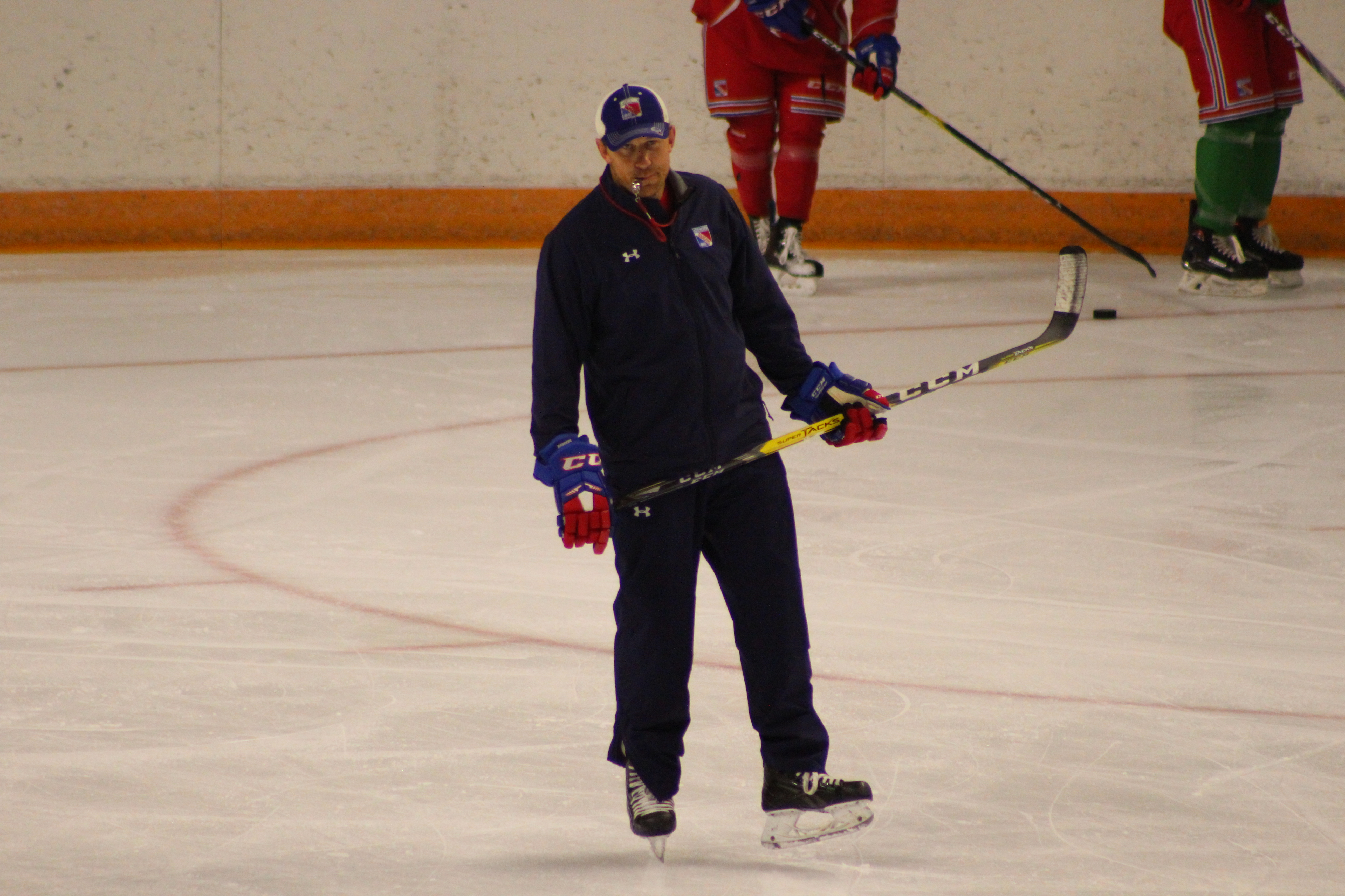 Rangers' McKee to coach in Canada Russia Series