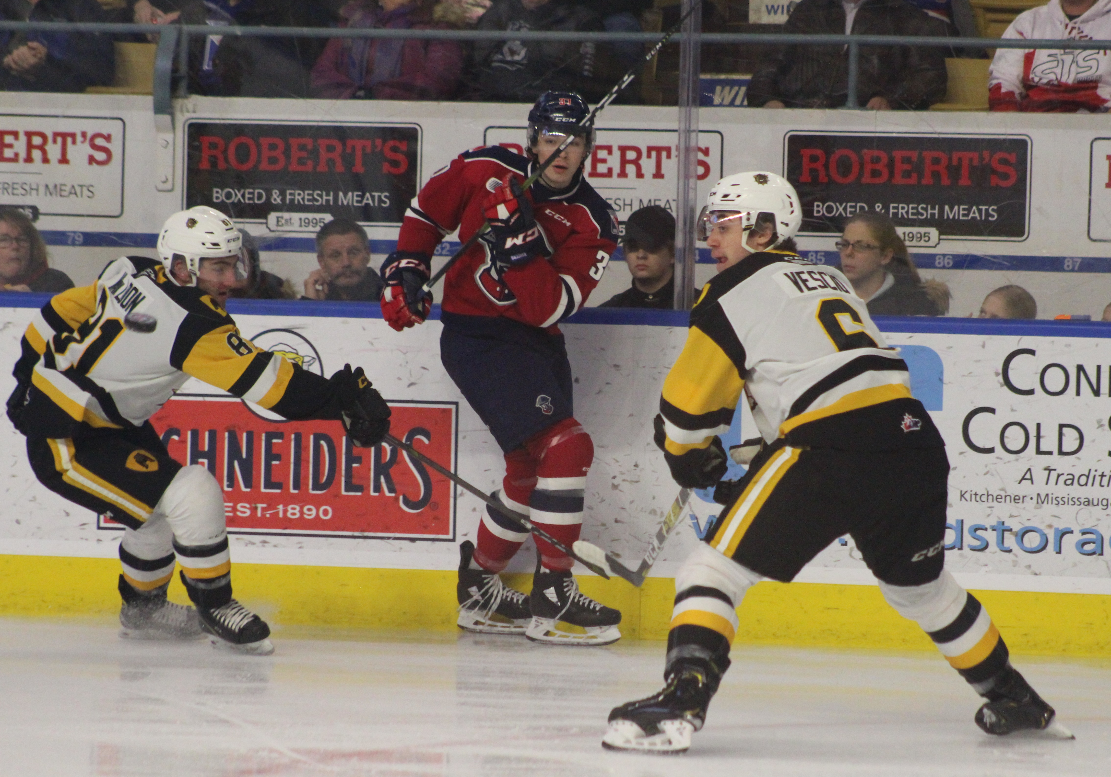 Rangers hold off late Bulldog surge