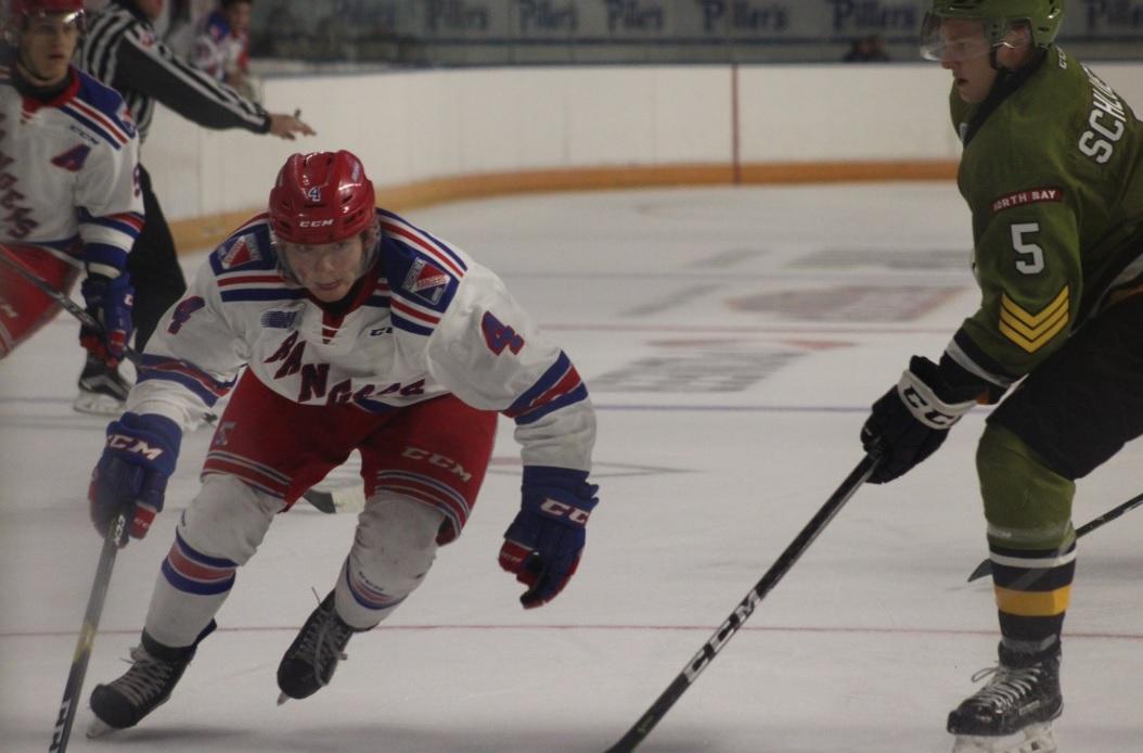 Rangers trade Joseph Garreffa to Ottawa 67's