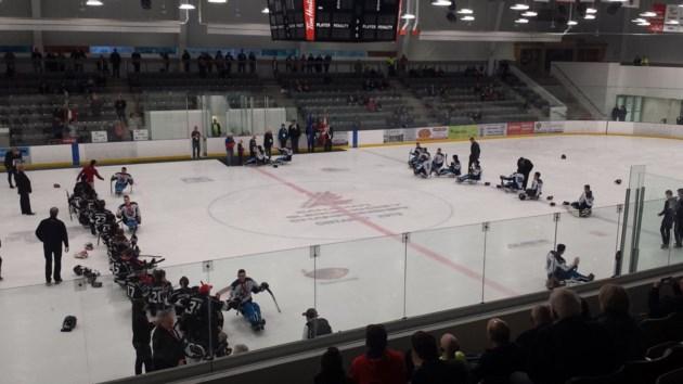 Canadian Sledge Hockey Championship 2019