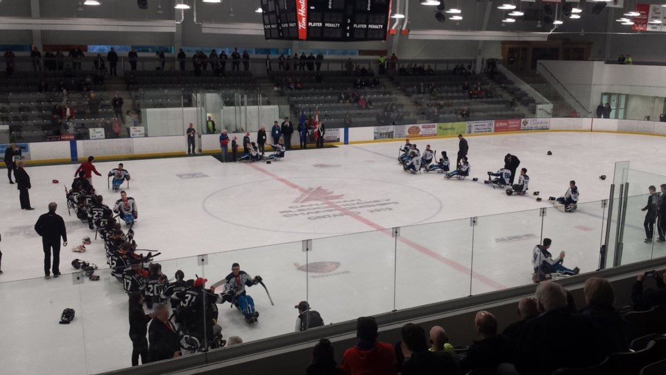 Canadian Sledge Hockey Championship 2019