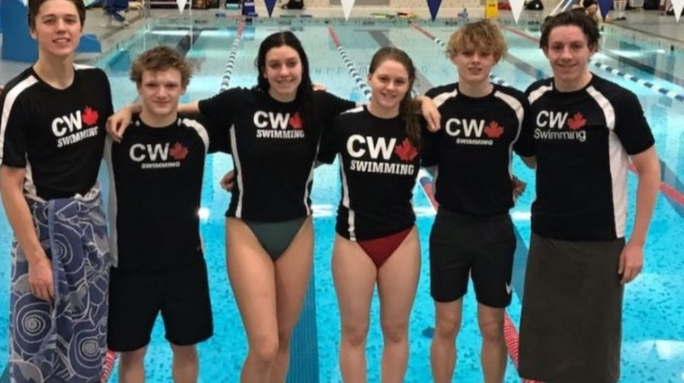 cw swimming