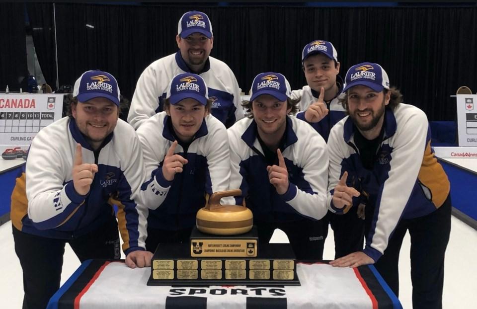 laurier curling 2020