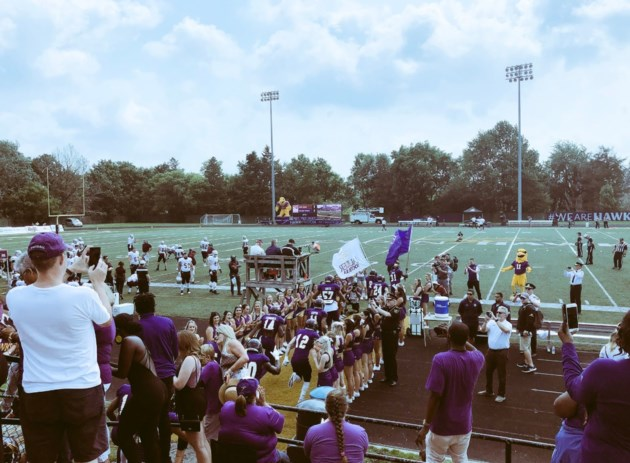 laurier football