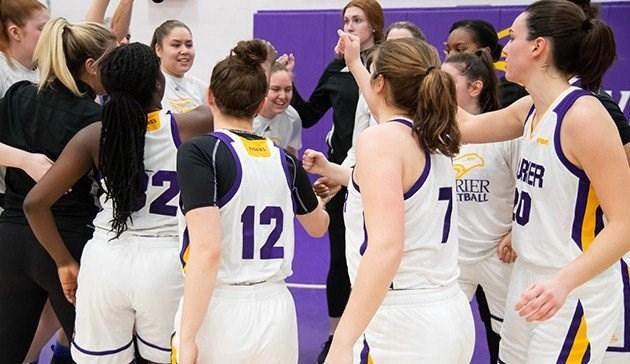 Laurier Golden Hawks women's basketball team 2019