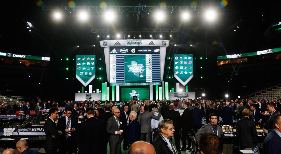 NHL draft 2