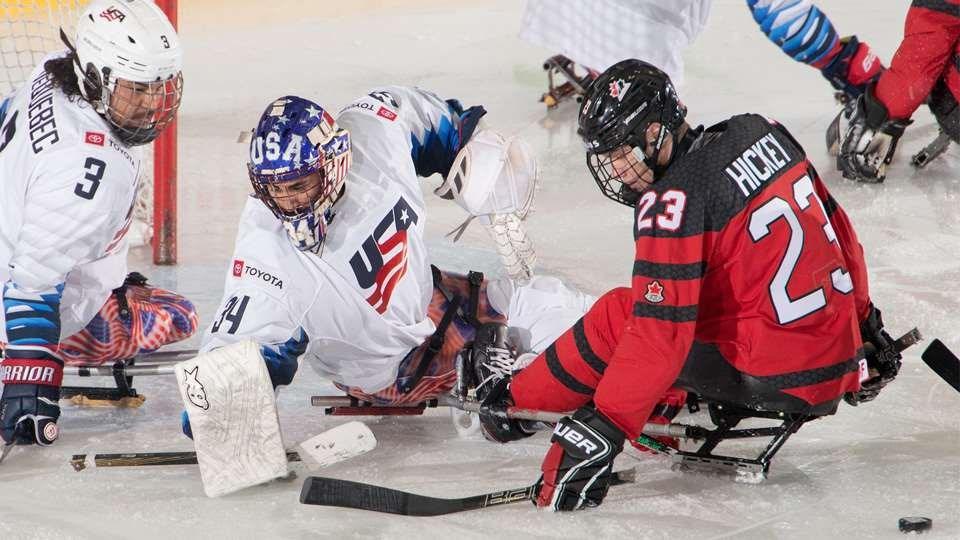 Para Hockey Elmira games