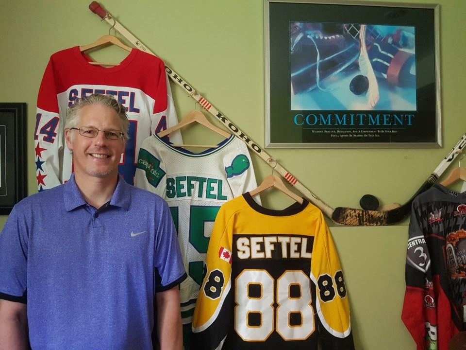 Steve Seftel