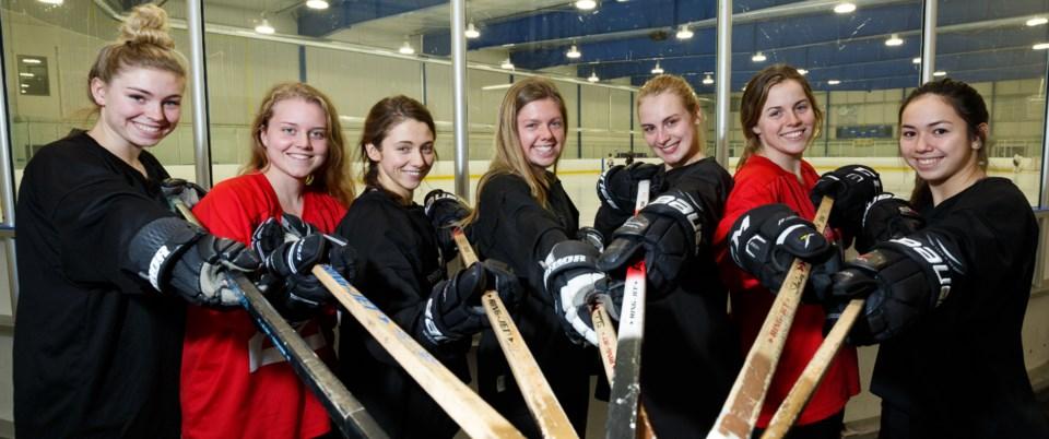 Waterloo Ringette Team Canada Members 2019