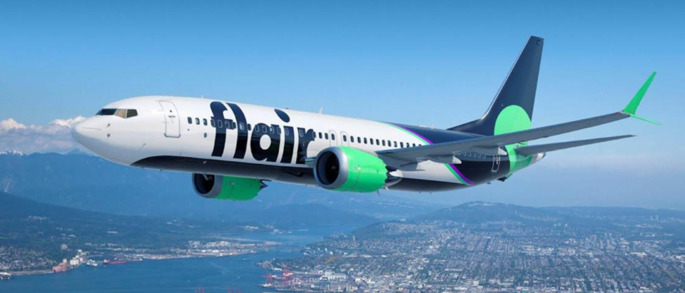 Flair Airlines 2