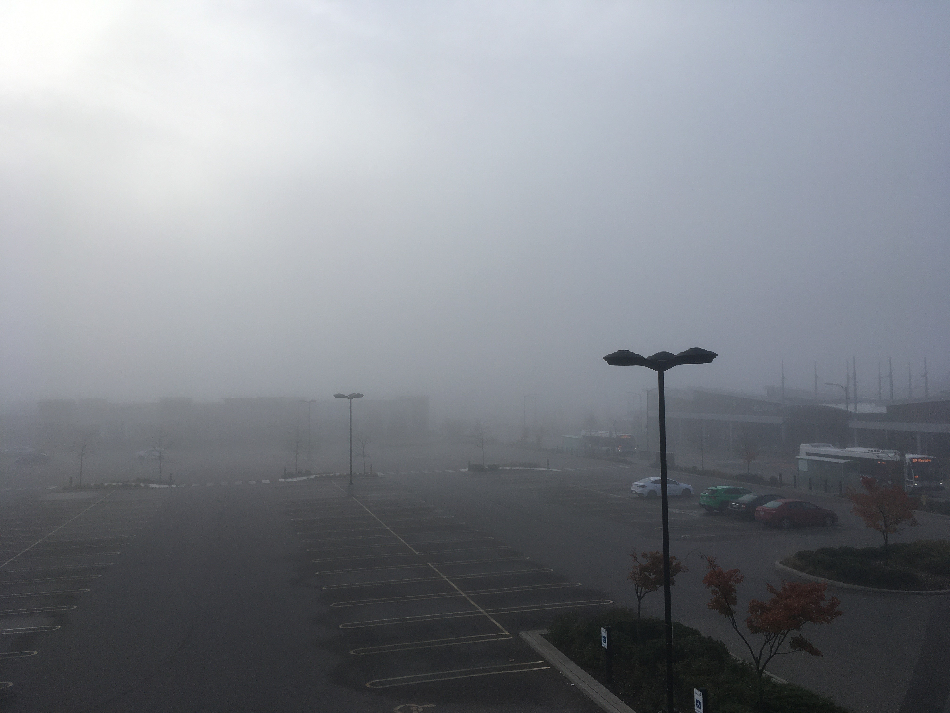 Fog advisory lifted (update)