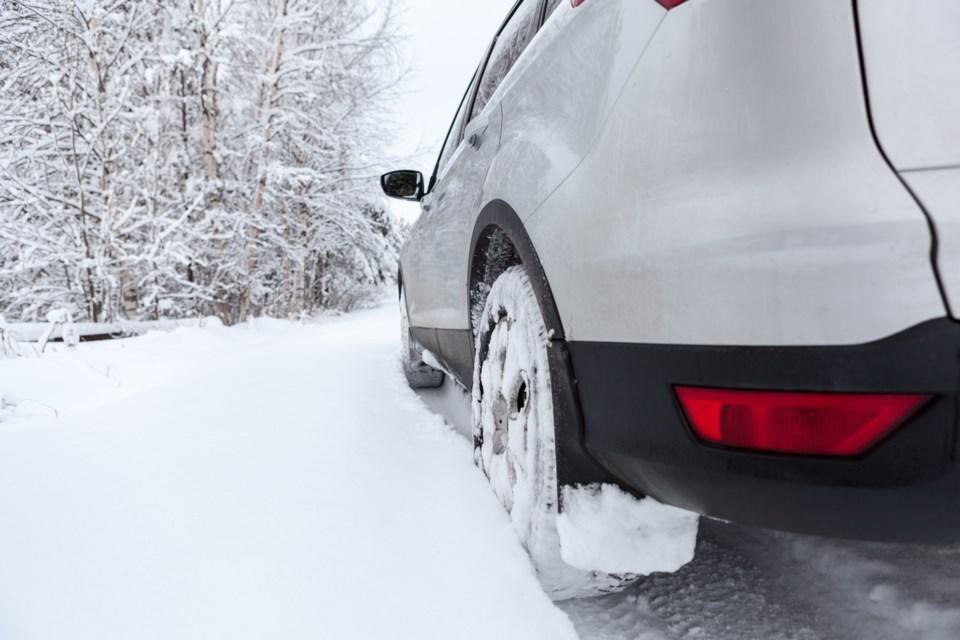 Winter driving 2