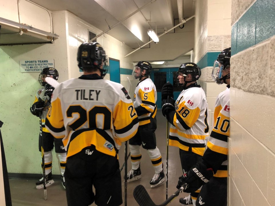 Siskins Waterloo Final
