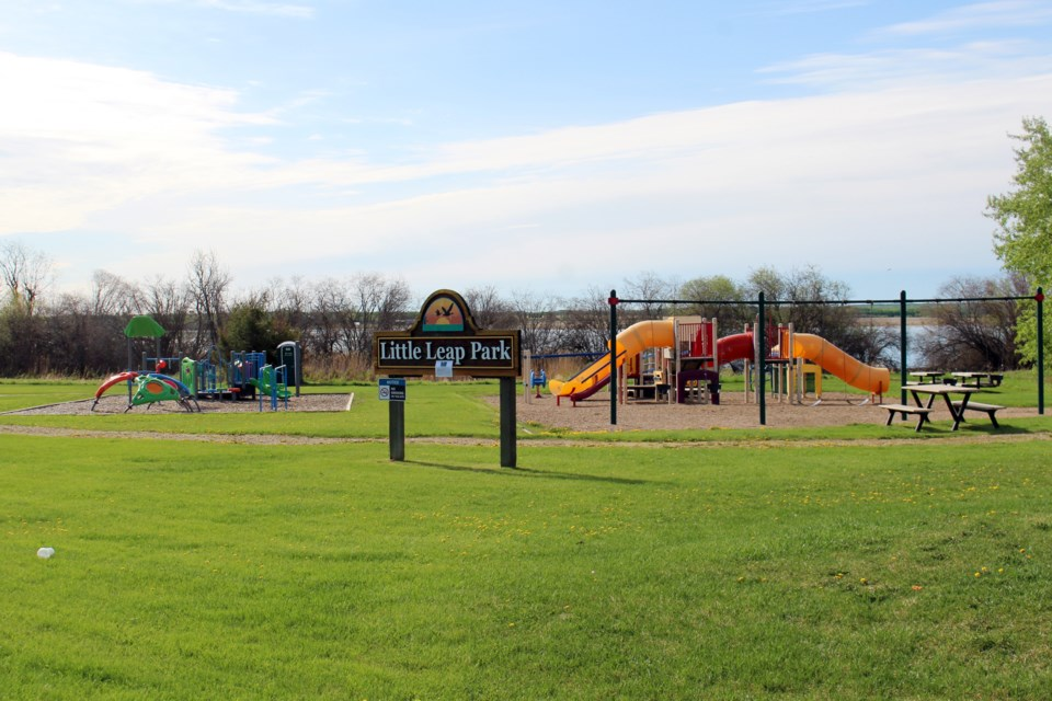 Parks in the Town and MD of Bonnyville will be open as of June 1. Photo by Robynne Henry.