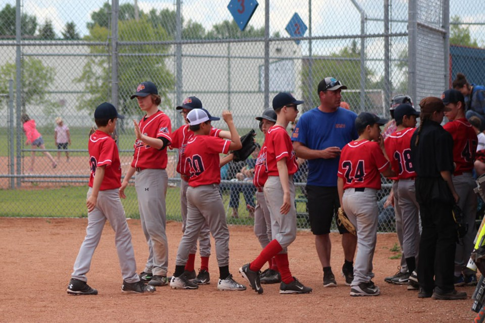 Bonnyville Minor Ball is trying to figure out what their season looks like. File photo.