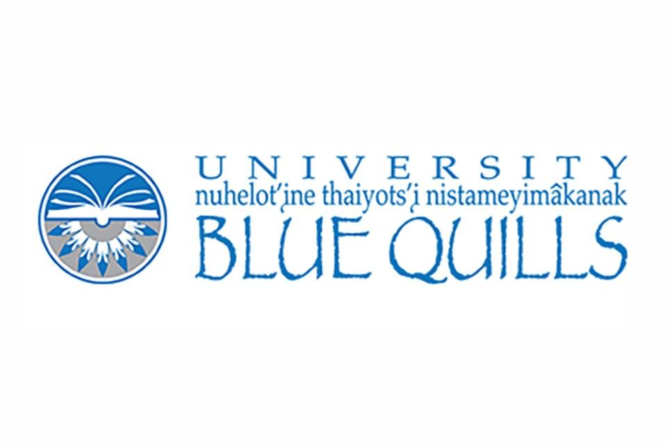 Blue Quills Logo