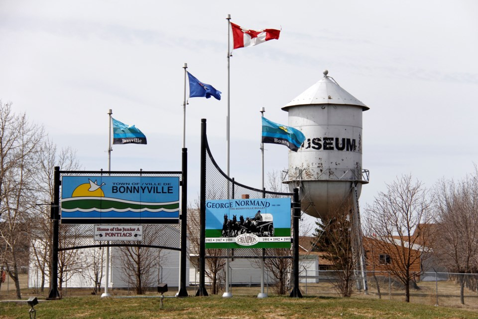 bonnyville sign