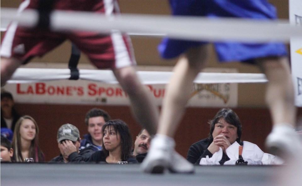 boxing watchers