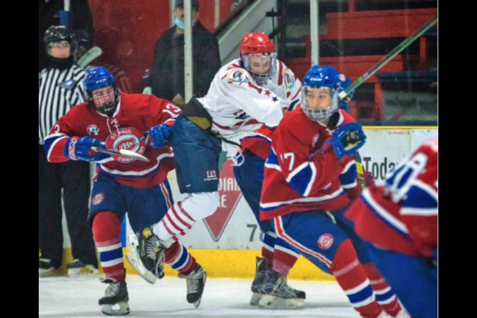 Hockey is a close-contact sport, so any potential COVID concerns are handled seriously. Tonight's rematch between the Lac La Biche Junior B Clippers and the St. Paul Canadiens has been postponed.     Image Janice Huser