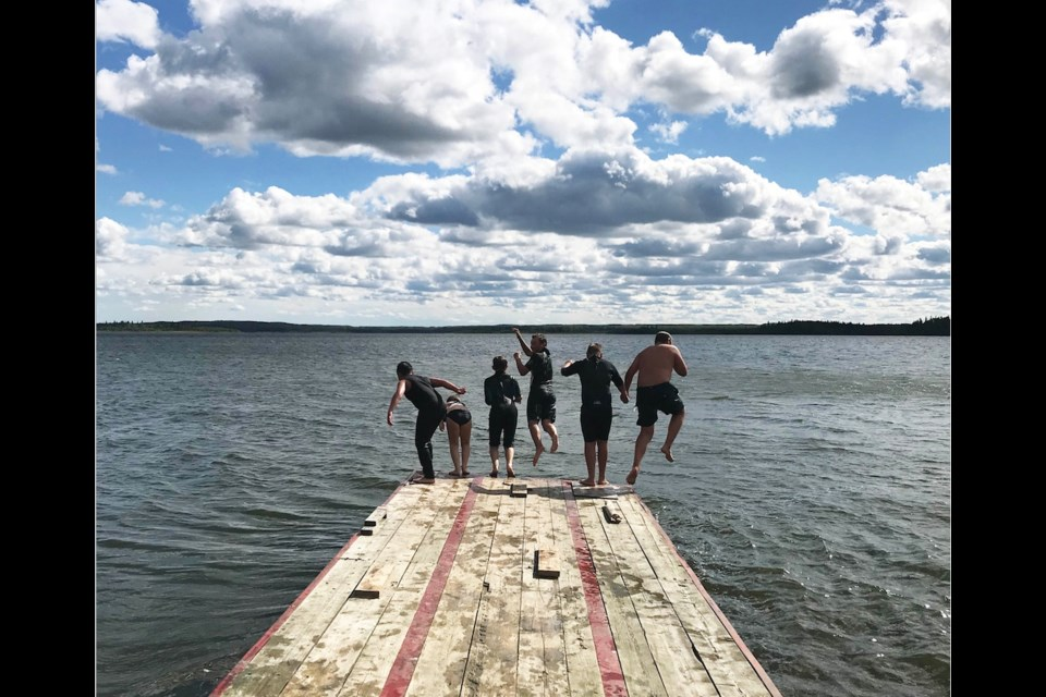 Tourism continues to make a splash in the Lac La Biche Region, say local officials, despite GOA department name change.    Image Jana McKinley