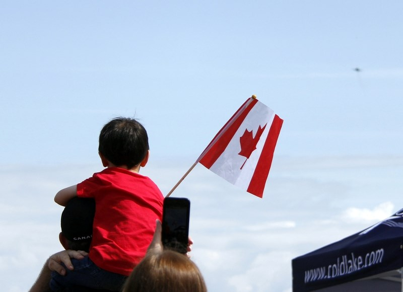 Cold Lake Canada Day