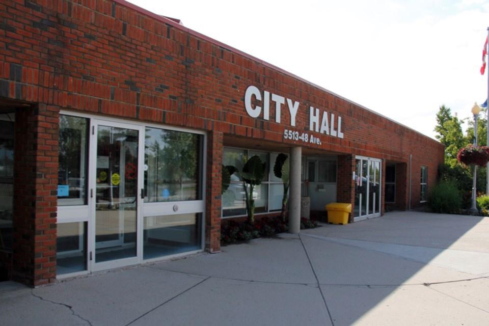 Cold Lake city hall
