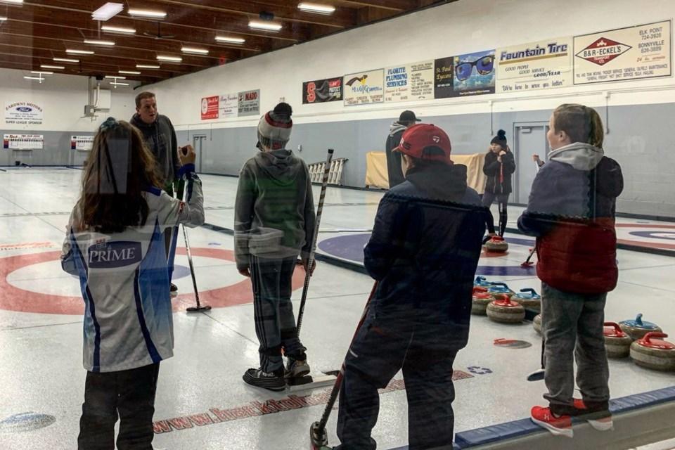 Curling Juniors