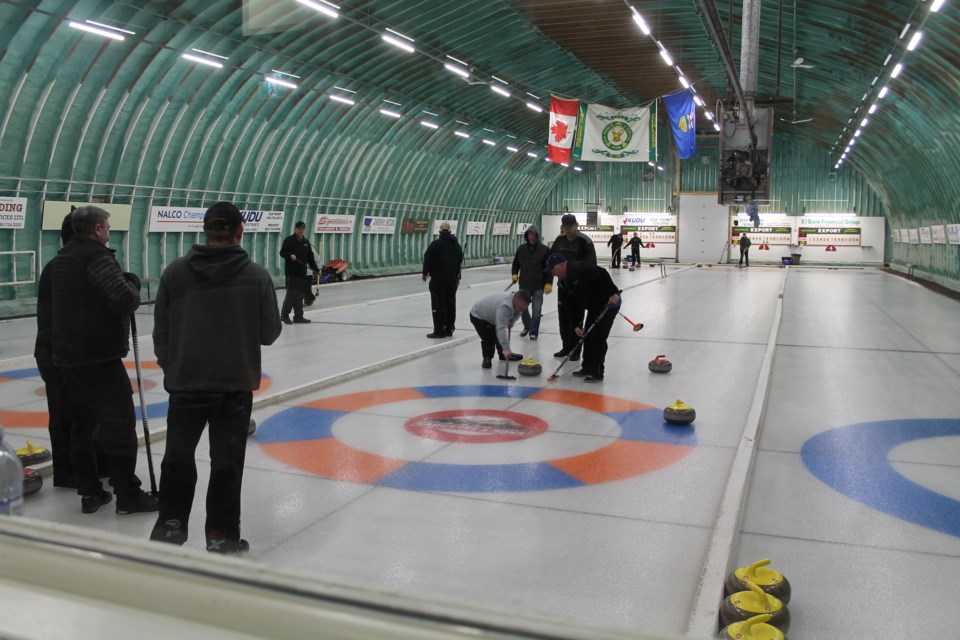 EP curling