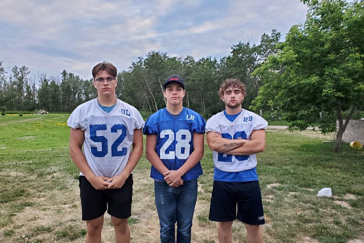 Bonnyville, Cold Lake, St. Paul football players make provincial teams