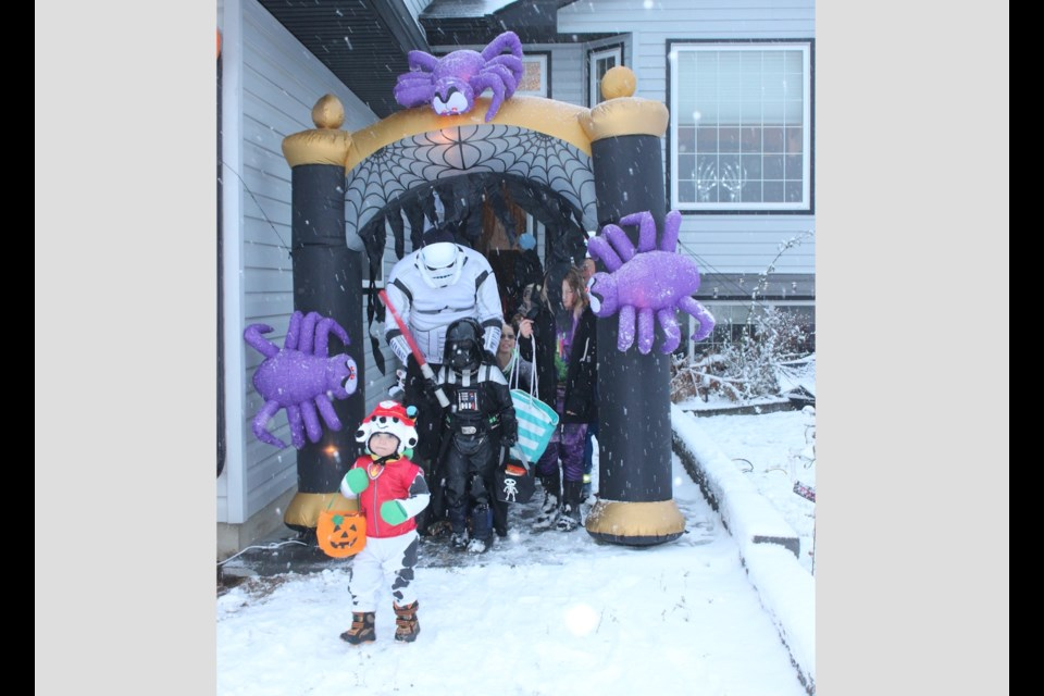 Lac La Biche County councillors say as long as provincial health boss says it's OK, Halloween is on.       File Image Rob McKinley