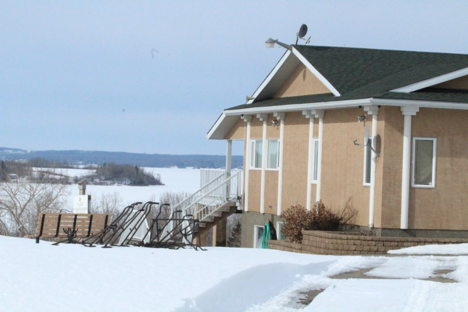 Snow that surrounded the Lac La Biche golf course's clubhouse isn't the only thing that has thawed in less than two weeks — so has the province's desire to freeze the season due to COVID.